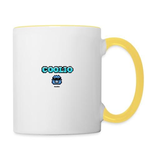 Coolio - Boy - Tasse zweifarbig