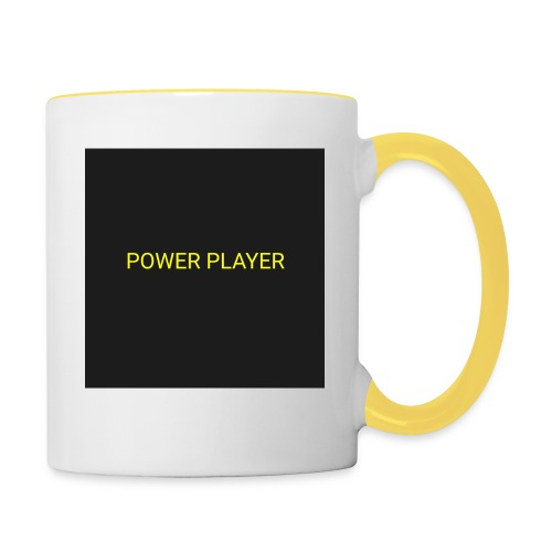 Power player - Tazze bicolor