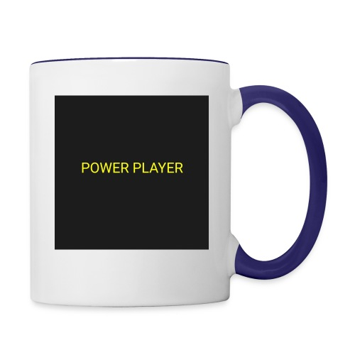 Power player - Tazze bicolor
