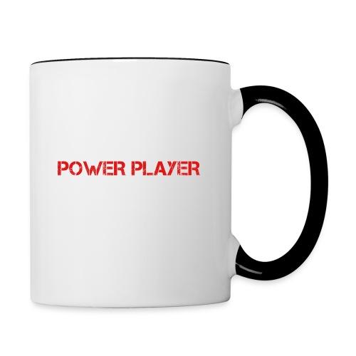 Linea power player - Tazze bicolor