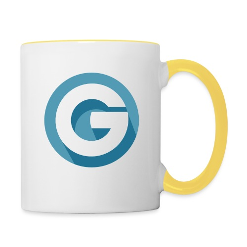 The Big G - Mug contrasté