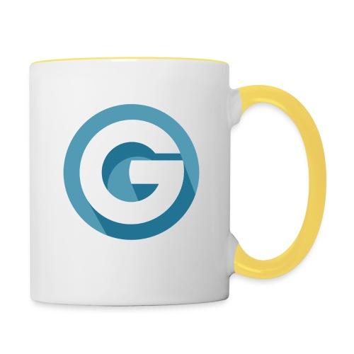 The Big G - Mug contrasté