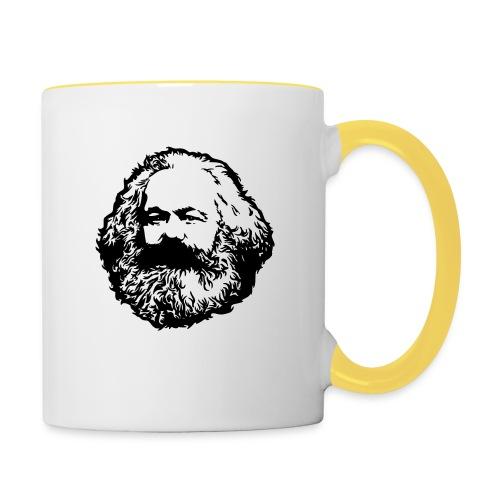 Karl Marx - Tazze bicolor