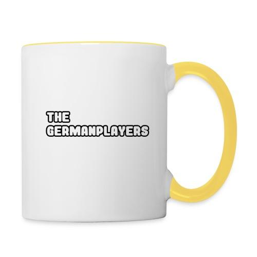 TheGermanPlayers Schridt - Tasse zweifarbig