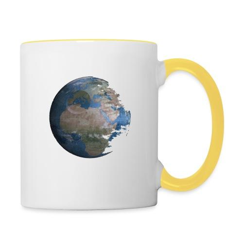 Death Earth - Mug contrasté