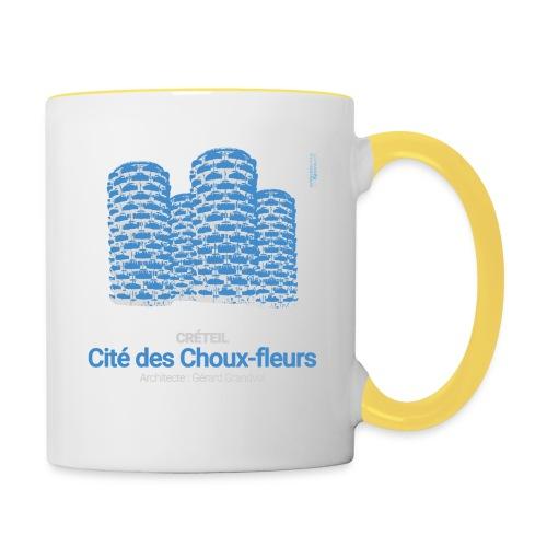 ArchitectureVintage - Les Choux - Mug contrasté