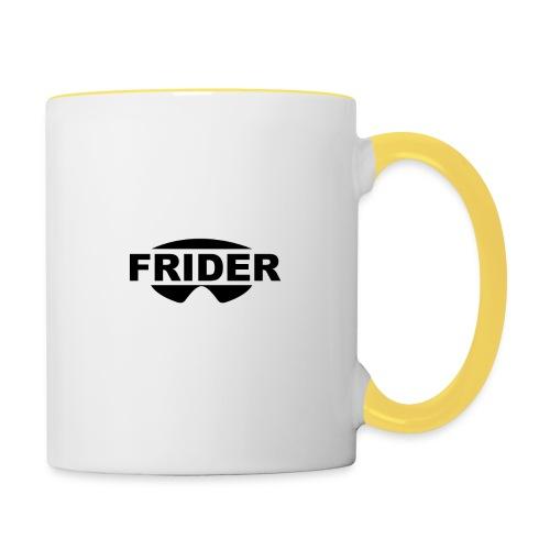 FRIDER - Mug contrasté