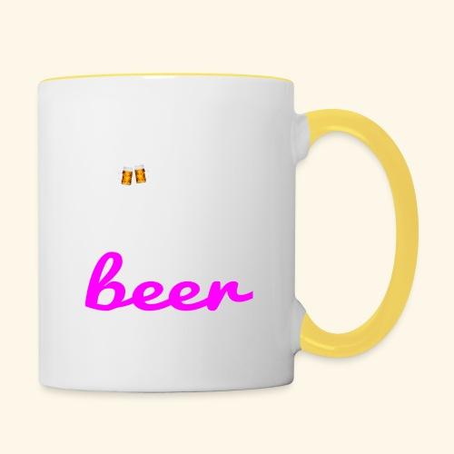 Birra Beer - Tazze bicolor