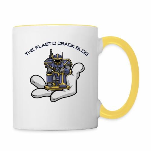 Plastic Crack Blog - Contrasting Mug