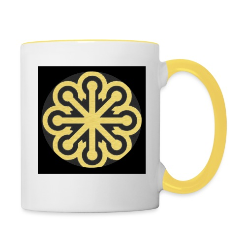 BGLogoGOLD - Contrasting Mug