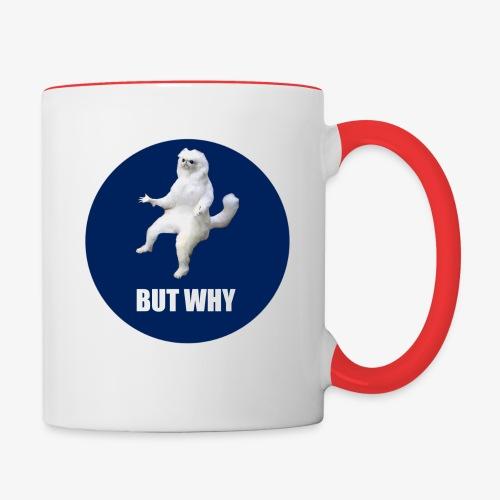 BUTWHY - Contrasting Mug
