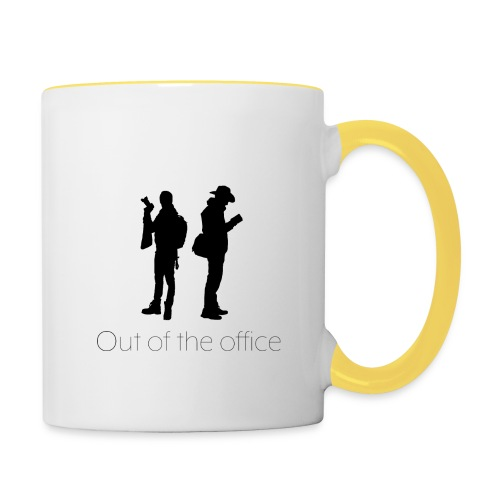 Nous black - Mug contrasté