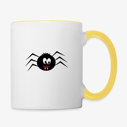 Little Spider - Contrasting Mug