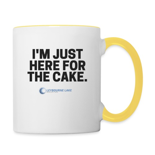 Cake Mug - Contrasting Mug