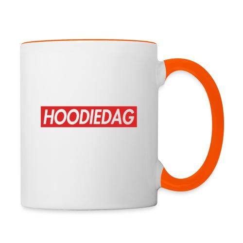 HOODIEDAG - Tofarvet krus