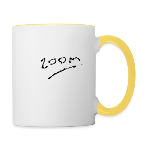 Zoom cap - Contrasting Mug