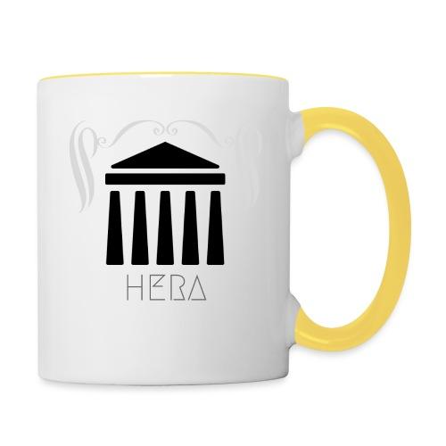 HERA - Mug contrasté