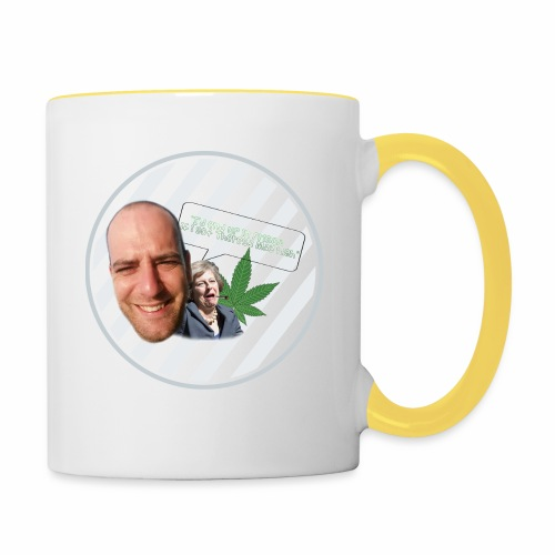 Callum's Corner - Contrasting Mug
