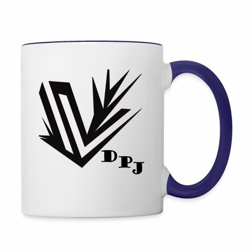 dpj - Mug contrasté