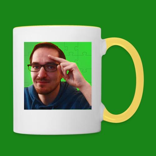 LatroTV Tasse - Tasse zweifarbig