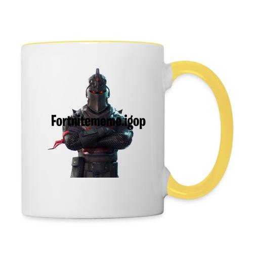 Fortnitememe.igop Mug - Contrasting Mug