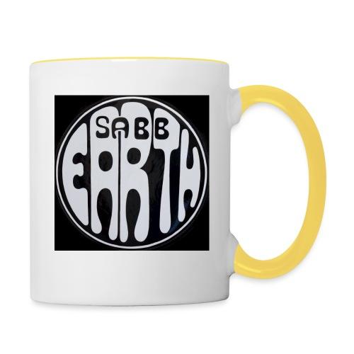 SabbEarth - Contrasting Mug