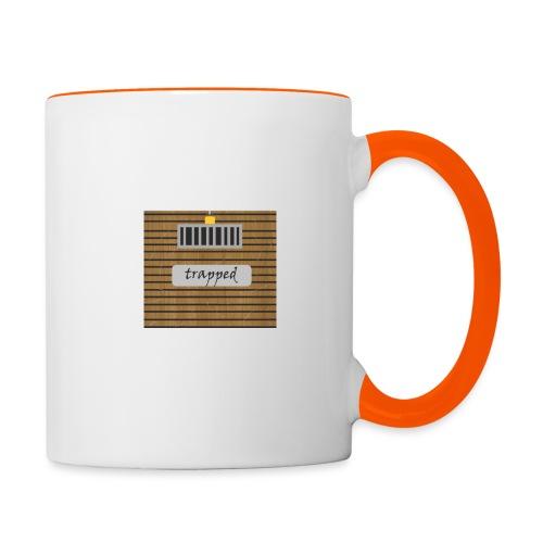 Locked box - Contrasting Mug