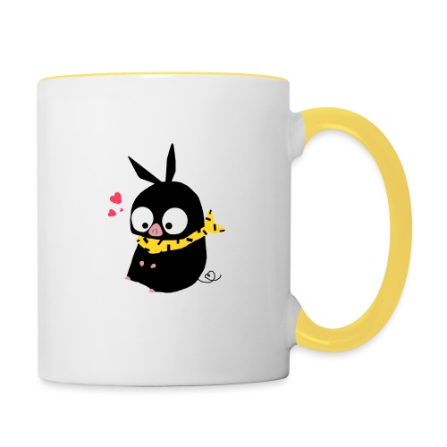 P-Chan Ranma1/2 - Mug contrasté