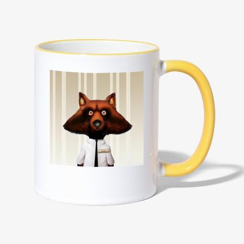 Jonesy - Contrasting Mug
