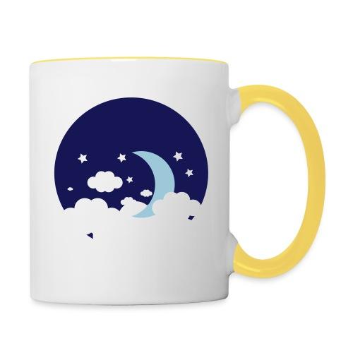 Lune - Mug contrasté