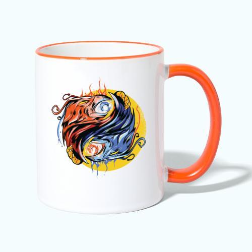 Japan Phoenix - Contrasting Mug