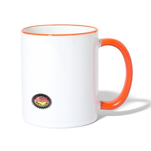 ESU Logo - Tasse zweifarbig