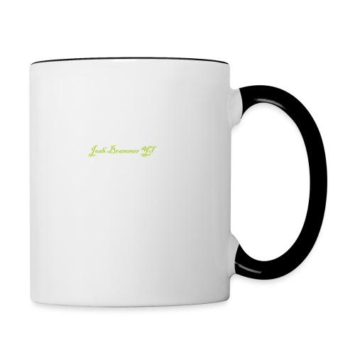 JB logo - Contrasting Mug