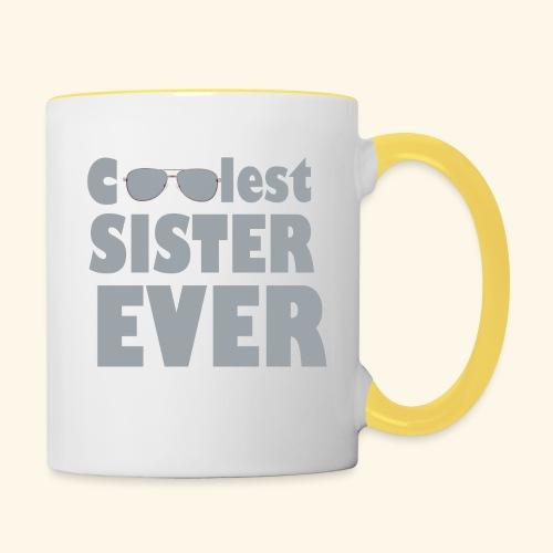 COOL SISTER - Tazze bicolor