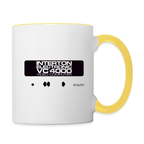 VC4000 - Tasse zweifarbig