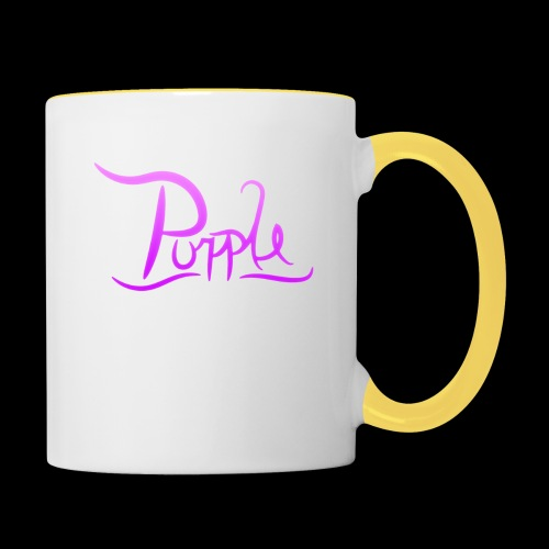 PurpleDesigns - Contrasting Mug