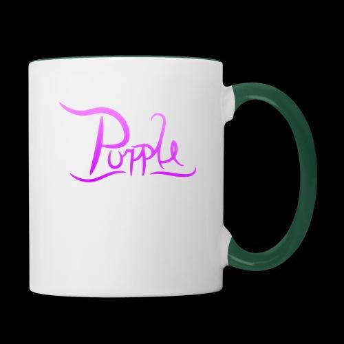 PurpleDesigns - Contrasting Mug