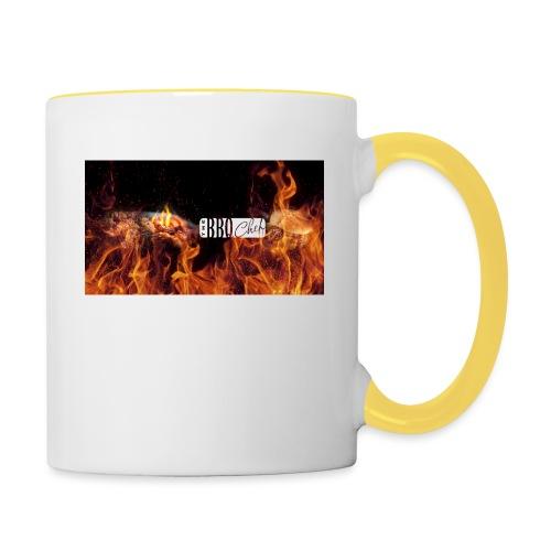 Barbeque Chef Merchandise - Contrasting Mug