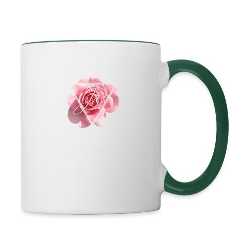 Rose Logo - Contrasting Mug