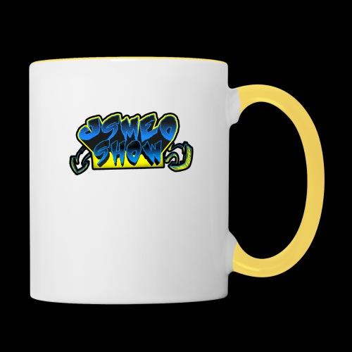 Logo Jsmeoshow - Mug contrasté