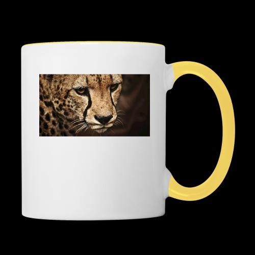 guepard - Mug contrasté