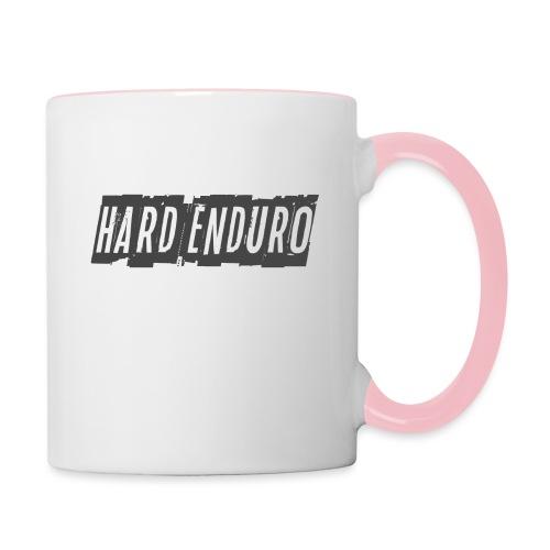 Hard Enduro - Contrasting Mug