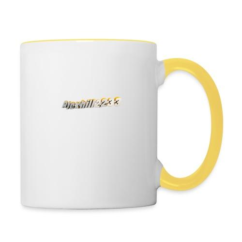 Alexhill2233 Logo - Contrasting Mug