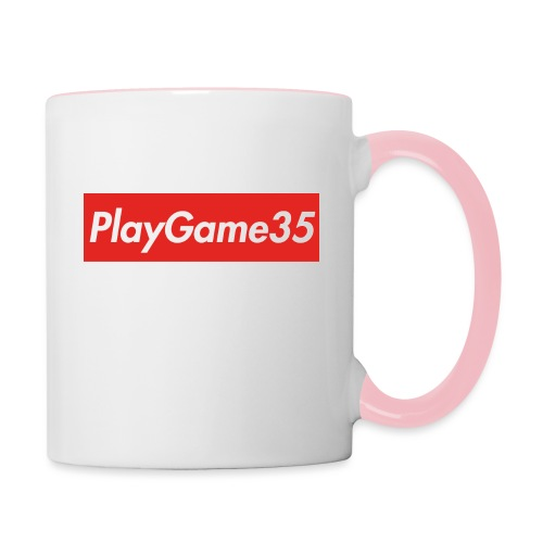 PlayGame35 - Tazze bicolor
