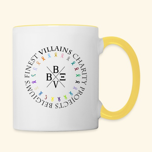 BVBE Charity Projects - Contrasting Mug