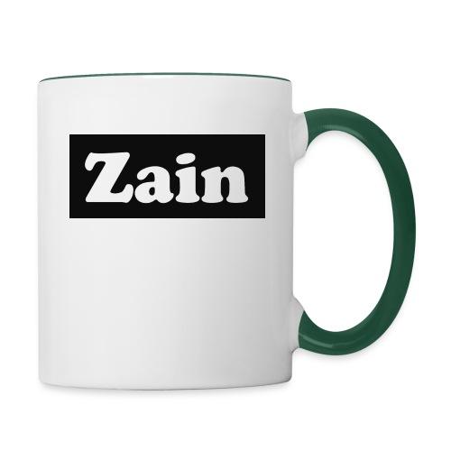 Zain Clothing Line - Contrasting Mug