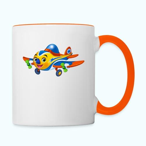 Airplane Arthur Collection - Contrasting Mug