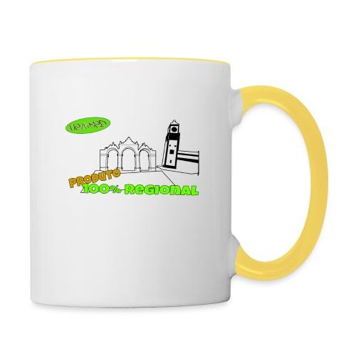 City Gates - Contrasting Mug