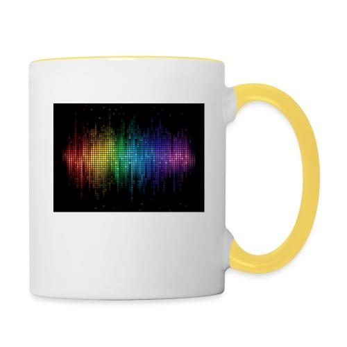 THE DJ - Contrasting Mug