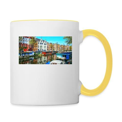 image - Mug contrasté
